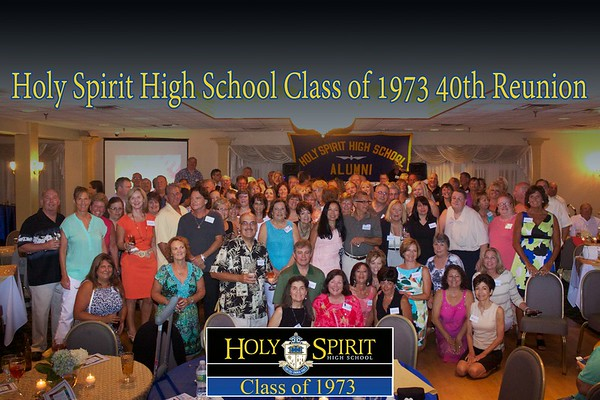 HSHS Class of 73 40th