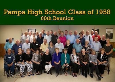 PHS 1958 60th Reunion