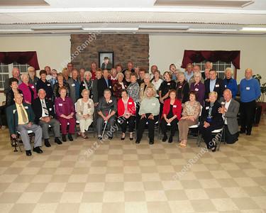 SHS Class of 1957 plus spouses