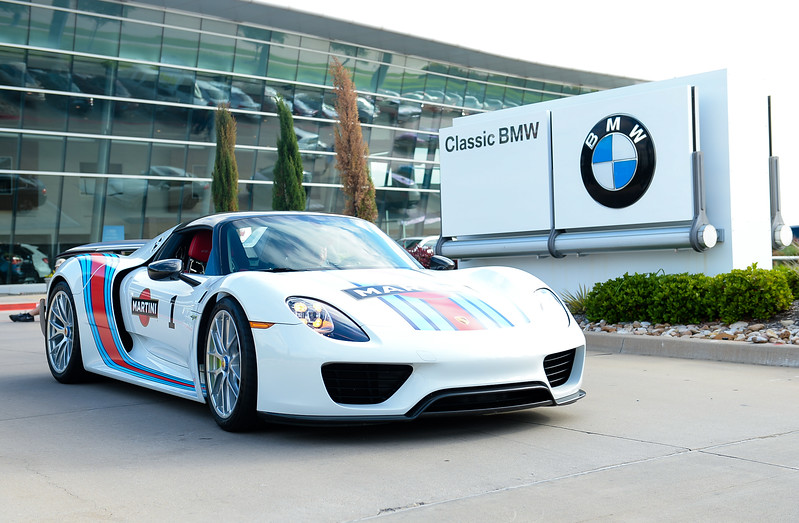 Cars and Coffee Monthly Meet Up @ Classic BMW Dealership in Plano, TX