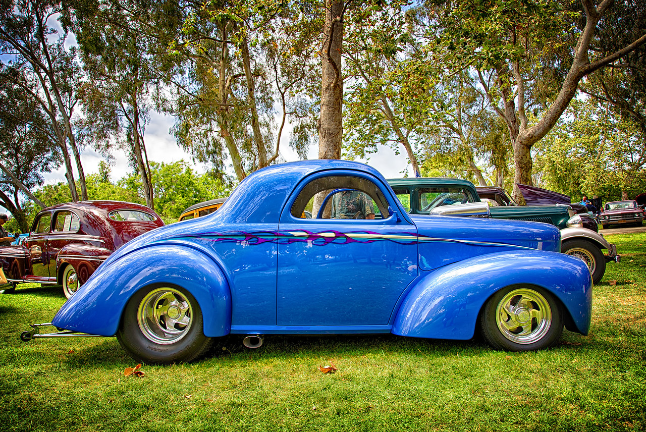 1941 modified hot rod