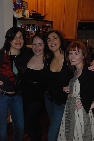 Claudia & Antonella Party 1/28/2011