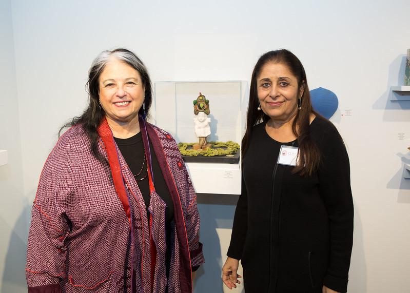 5D3_6416 Judith Schwartz and Reena Kashyap