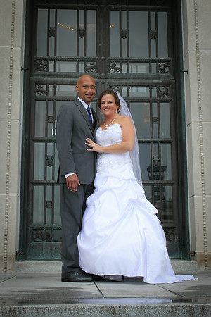 Clayton-West Wedding