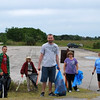 <b>Older group takes the Marsh and Waterfront cleanup</b> April 21, 2012 <i>- Kay Larche</i>