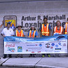 <b>Cleanup Day Volunteers - Steve Horowitz, Bill Ross, Peggy Tiller, Helene Kohrn, Ray Hernandez, Linda Lee Phillips, Roy Truelove, Kay Larche</b> September 20, 2014 <i>- Tony Lang</i>