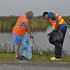 <b>Cleanup Day Volunteers - Kay Larche and Ray Hernandez</b> September 20, 2014 <i>- Tony Lang</i>