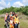 <b>Cleanup Day Volunteers</b> April 12, 2014 <i>- Kay Larche</i>