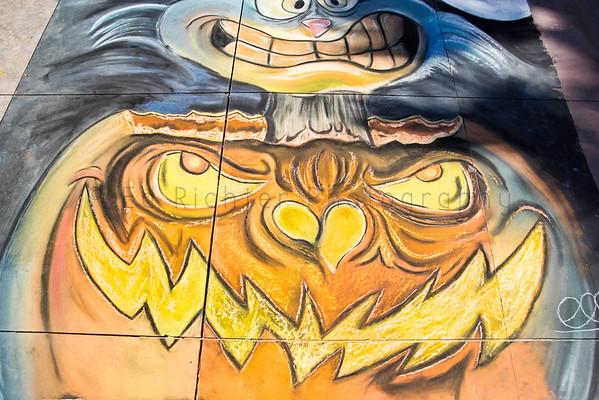Clearwater Beach Chalk Festival