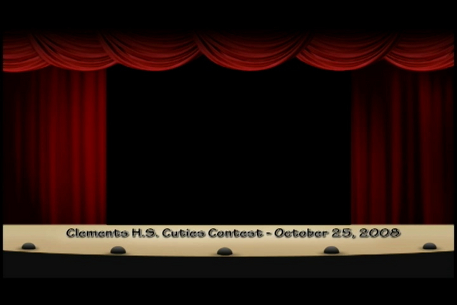 <p>VIDEO: 2008 Clements H.S. Cuties Contest</p>