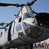 Helicopter at the Cleveland Air Show