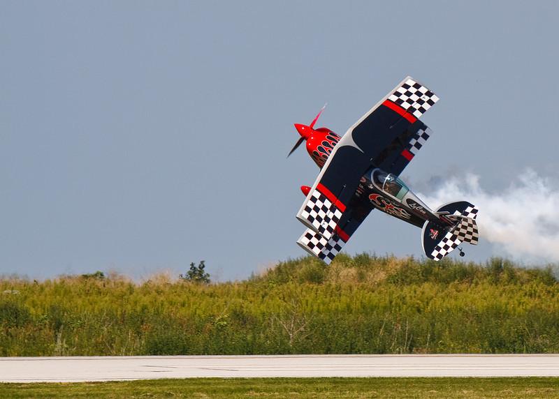 Skip Stewart Gyroscopic Aerobatics