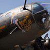 Memphis Belle nose art