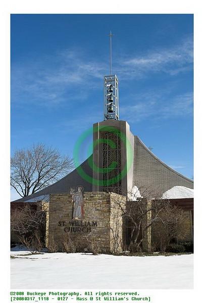 2008 Cleveland Saint Patrick's Day Mass