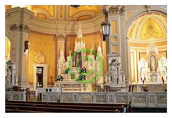 2009 Cleveland Saint Patrick's Day Mass at Saint Colman's