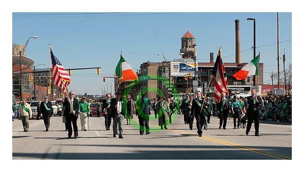 2009 Cleveland Saint Patrick's Day Parade