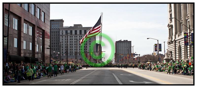 2011 Cleveland Saint Patrick's Day Parade