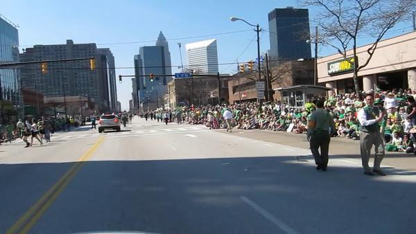 2012 Cleveland Saint Patrick's Day Parade