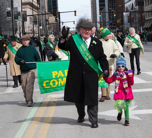 2013 Cleveland Saint Patrick's Day Parade