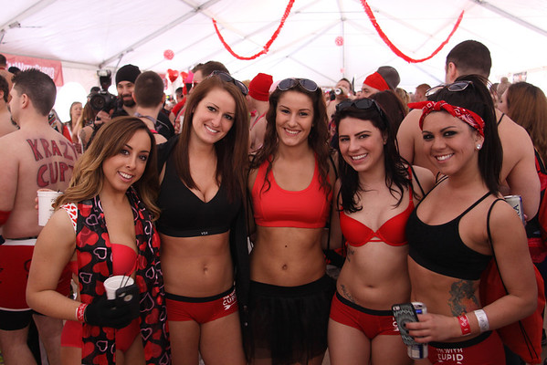 Cupids Undie Run 2014 Cleveland