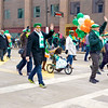 Cleveland's St. Patrick's Day Parade.
