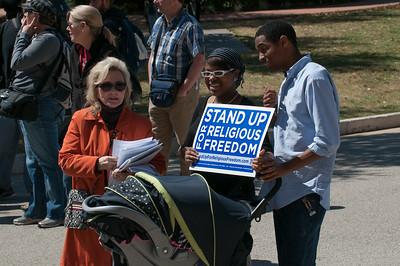 Texas Values Rally for Faith and Family 2013