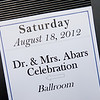 2012.08.18 Faraz & Goly Berjis Surprise Anniversary Party