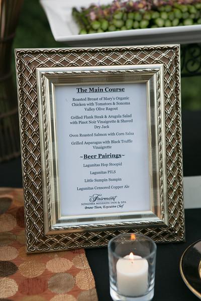 2013.10.16 Stanley Black & Decker Reception Sonoma Golf Club