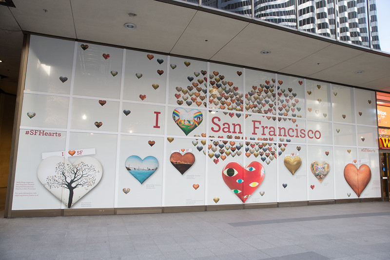 2017.02.14 Wells Fargo Heart's in SF Valentine's Day Celebration