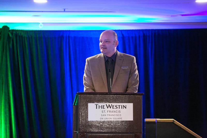 2017.09.14 Westin St Francis Employee Service Awards