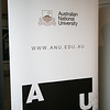 2013.10.24 Australia National University Reception SF