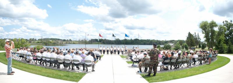 Honor Guard Ceremony
