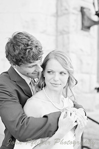 Kaelie and Tom Wedding 01J - 0130bw