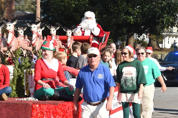 Clinton Christmas Parade 2015-12-12
