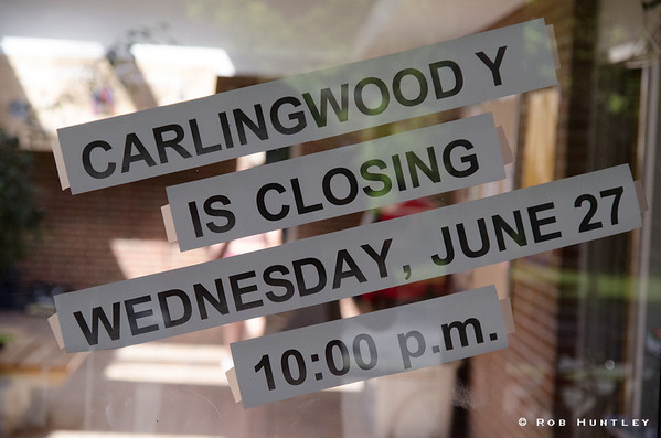 Closing the Carlingwood YMCA-YWCA