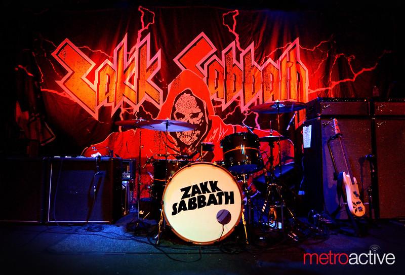 Zakk Sabbath - The Ritz