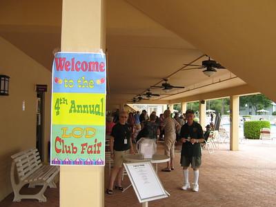 Club Fair 2011