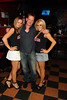 Me and the Sobieski Vodka girls