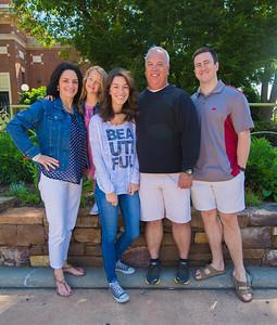 Coach Harp Family Graduation 2016