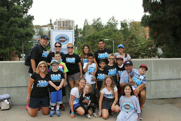 Coach Mora's Count on Me Foundation Football Camp