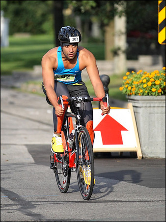 Cobourg Triathlon 2011