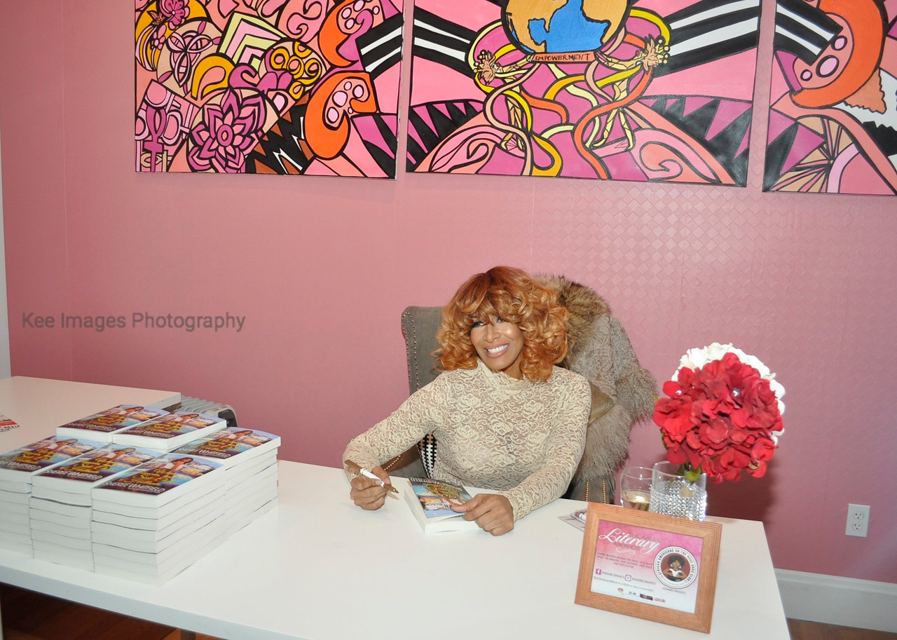 Shereé Whitfield Book Signing in Atlanta, GA