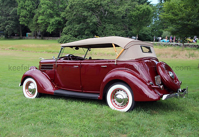 Codman Estate Antique Car Show 7-21-2019