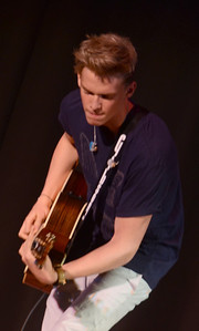 """Erica Benson-ebenson@shawmedia.com Cody Simpson fans experience a performance followed by a book signing for his book """"Welcome to Paradise: My Journey"""" at the Tivoli Theatre Tuesday October 22 2013."""
