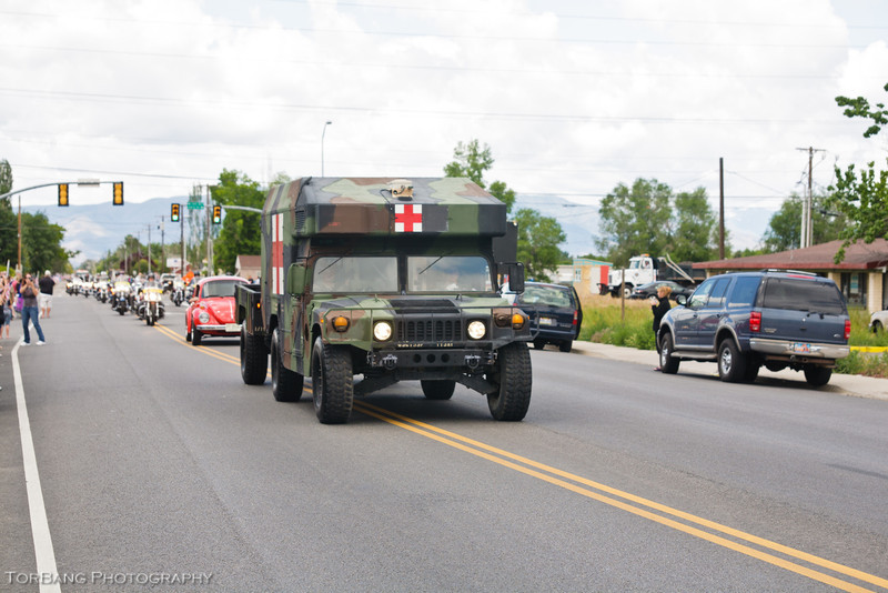 The Return of a Fallen War Hero Cody Towse, Provo, UT