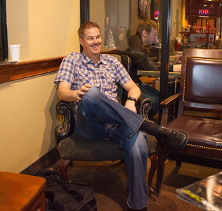 Coffee With Ted Wilcox 12/03/13