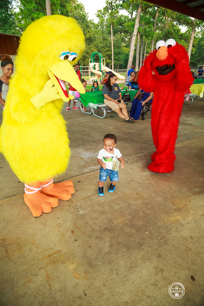 Colin 1ST BDAY  Party