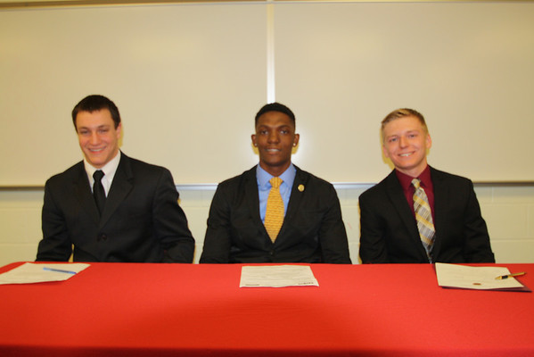 College Athlete Signings 2014