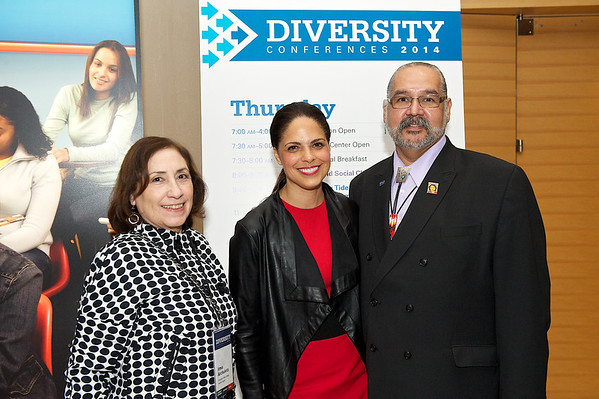 The College Board Diversity Conference held at the Marriott Marquis in Atlanta.