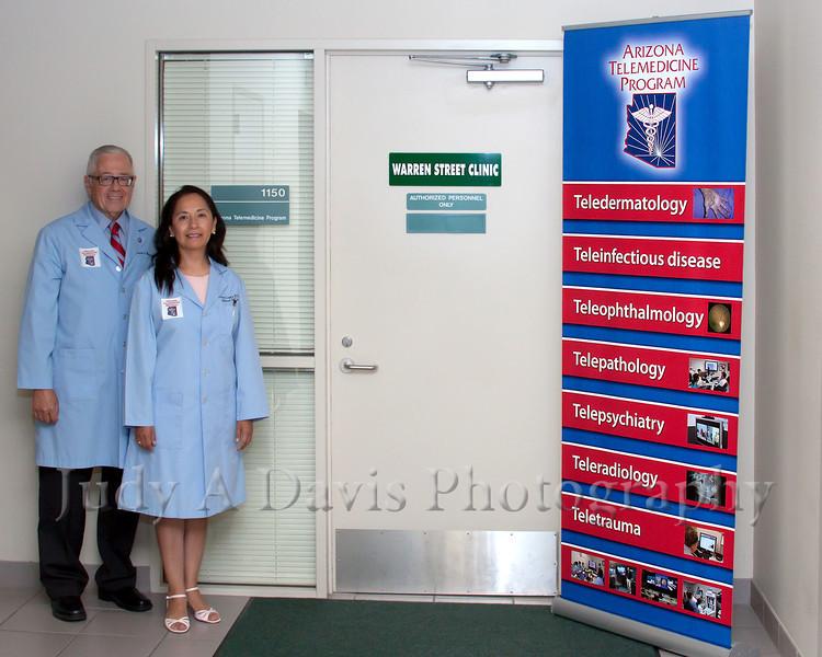 University of Arizona, College of Medicine, Telemedicine Program, <br /> Judy A Davis Photography, Tucson, Arizona
